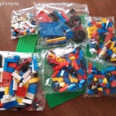 Juegos construcción - Lego: JUEGO LEGO BASIC 1106 AÑOS 90 COMPLETO. Lote 118894759