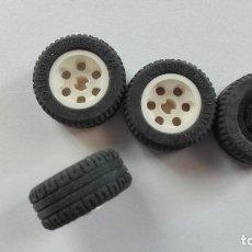 Juegos construcción - Lego: LEGO 4 RUEDAS LEGO GROUP 30.4X14 VR. Lote 119211019