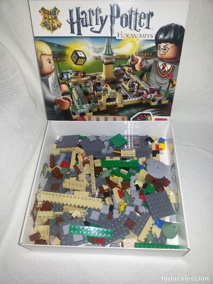 LEGO LOTE PIEZAS VARIADAS-HOGWARTS HARRY POTTER (Juguetes - Construcción - Lego)
