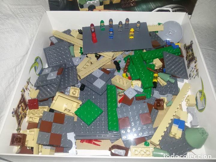Juegos construcción - Lego: LEGO LOTE PIEZAS VARIADAS-HOGWARTS HARRY POTTER - Foto 2 - 120040315