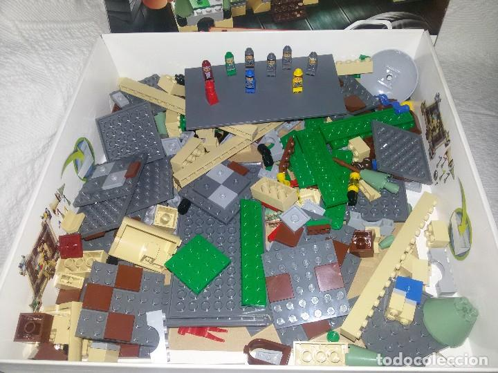 Juegos construcción - Lego: LEGO LOTE PIEZAS VARIADAS-HOGWARTS HARRY POTTER - Foto 3 - 120040315