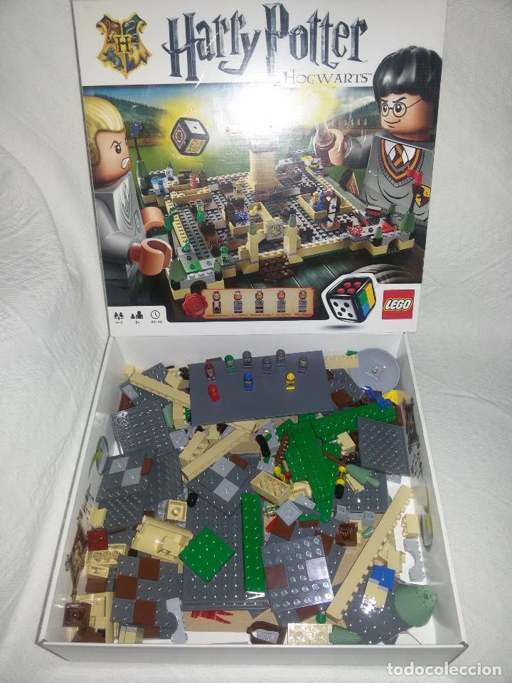 Juegos construcción - Lego: LEGO LOTE PIEZAS VARIADAS-HOGWARTS HARRY POTTER - Foto 4 - 120040315