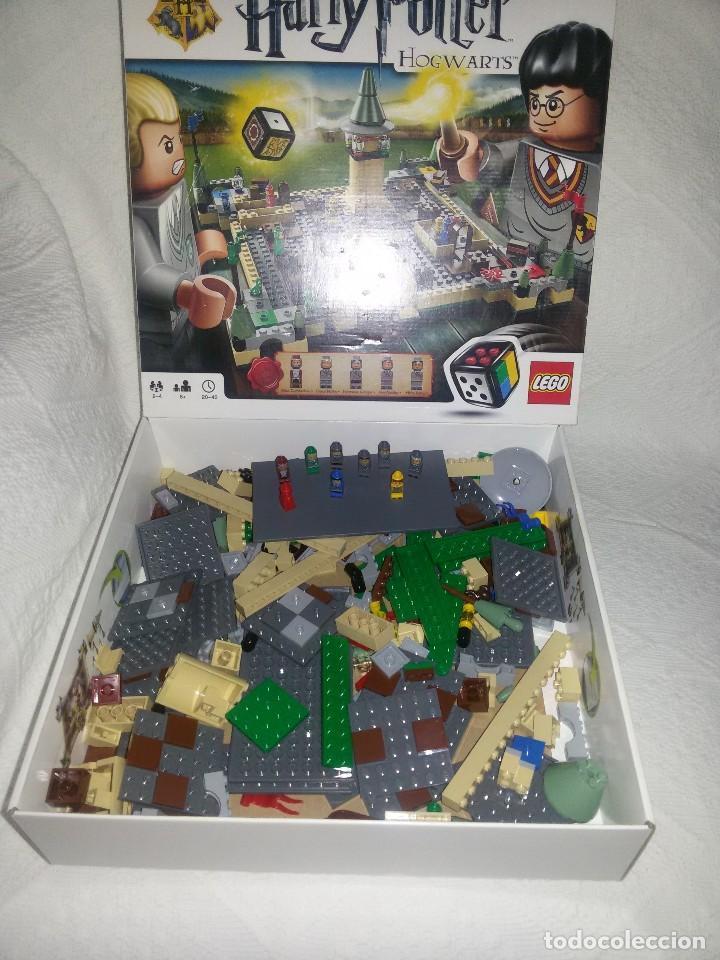 Juegos construcción - Lego: LEGO LOTE PIEZAS VARIADAS-HOGWARTS HARRY POTTER - Foto 5 - 120040315