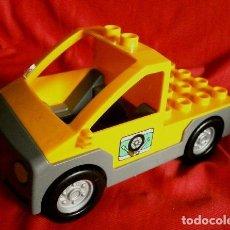 Juegos construcción - Lego: VEHICULO COCHE LEGO 2003 - CON ENGANCHE PARA REMOLQUE - CAMION - MECANICO - GRUA. Lote 121035587