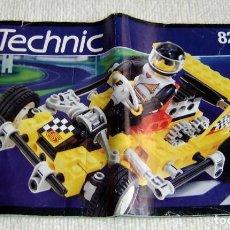 Juegos construcción - Lego: FOLLETO INSTRUCCIONES LEGO TECHNIC REFERENCIA REF. 8225. Lote 121121915