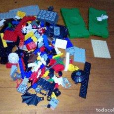 Juegos construcción - Lego: LOTE DE PIEZA SUELTA LEGO. VER FOTOS. PESO 280 GRAMOS. . Lote 121374391