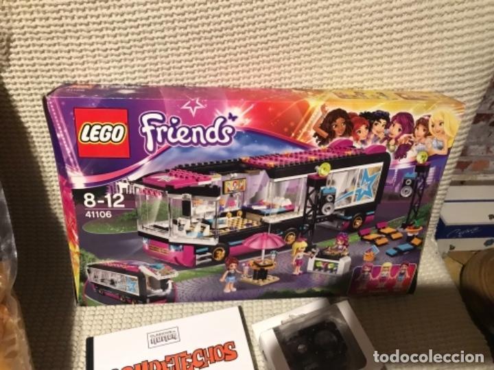 LEGO 41106 , CAMIÓN LEGO FRIENDS , COMPLETO. (Juguetes - Construcción - Lego)