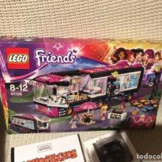 Juegos construcción - Lego: LEGO 41106 , CAMIÓN LEGO FRIENDS , COMPLETO. . Lote 121677591