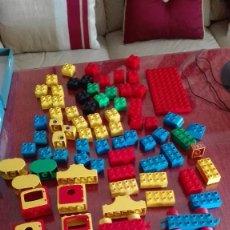 Juegos construcción - Lego: LOTE LEGO DUPLO. Lote 121698679
