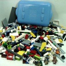 Juegos construcción - Lego: LOTAZO PIEZAS SUELTAS LEGO - 1.3 KGS - PIEZA LOTE - JUEGO CONSTRUCCION-KILO. Lote 122545711