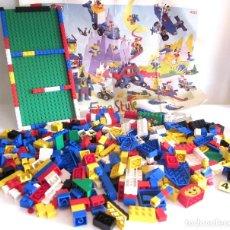 Juegos construcción - Lego: LOTE 500 PIEZAS LEGO FREE STYLE REF. 4153 PESO 0,8 KGS. . Lote 123116559