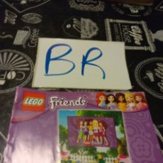 Juegos construcción - Lego: INSTRUCCIONES DE MONTAJE LEGO FRIENDS 853393. Lote 123393991
