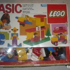 Juegos construcción - Lego: LEGO, CAJA ABIERTA (CASI LLENA DE FIGURAS). Lote 124312231