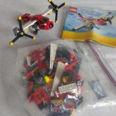 Juegos construcción - Lego: LEGO/CREATOR/AVION.. Lote 124558867