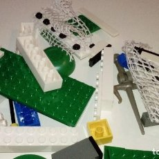 Juegos construcción - Lego: CAJ-261217 LOTE PIEZAS UNOS 600 GRAMOS DE PIEZAS PARECIDAS A LEGO PERO NO LEGO VER FOTOS. Lote 126757123