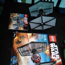 Juegos construcción - Lego: LEGO DESCATALOGADO 75101 CAZA TIE. Lote 127262139