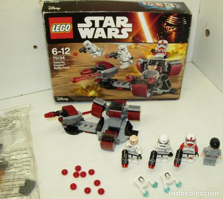 Juegos construcción - Lego: LEGO STAR WARS DROID ESCAPE POD ref. 75136 + GALACTIC EMPIRE BATTLE PACK ref. 75134 - Foto 3 - 127492636