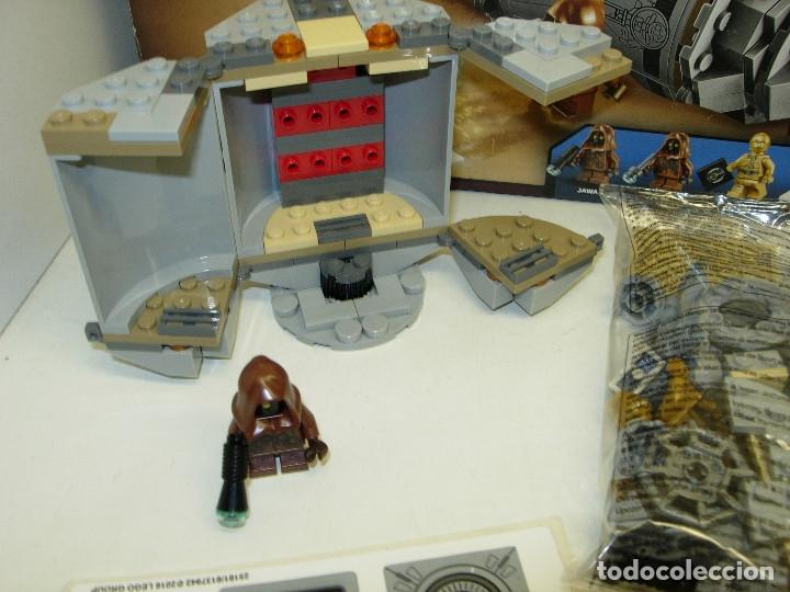 Juegos construcción - Lego: LEGO STAR WARS DROID ESCAPE POD ref. 75136 + GALACTIC EMPIRE BATTLE PACK ref. 75134 - Foto 5 - 127492636