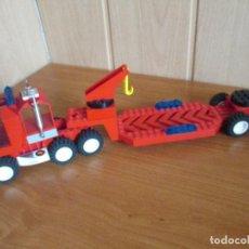 Juegos construcción - Lego: LEGO CAMION GRANDE. Lote 127850251