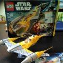 Juegos construcción - Lego: CAZA LEGO NABOO EN EDICION LIMITADA. Lote 127948559