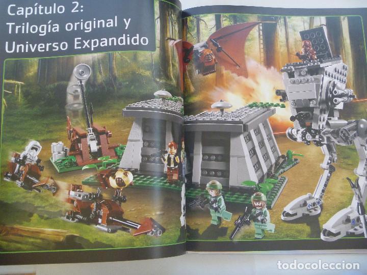 Juegos construcción - Lego: LEGO : LIBRO STAR WARS . EL DICCIONARIO VISUAL ... ¡ SIN LA FIGURA ! - Foto 2 - 128708915