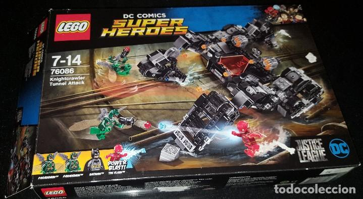 Lego Super Heroes Para Armar Ataque Subterrane Comprar Juegos
