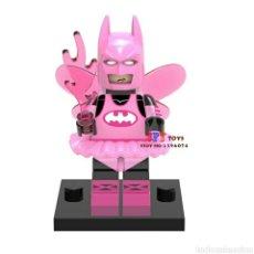 Juegos construcción - Lego: BATMAN HADA LEGO COMPATIBLE SUPERHEROES. Lote 129097227
