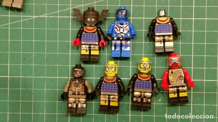 LEGO 7 FIGURAS (Juguetes - Construcción - Lego)