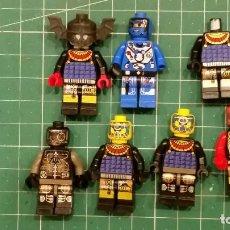 Juegos construcción - Lego: LEGO 7 FIGURAS. Lote 129149403