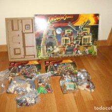 Juegos construcción - Lego: CAJA LEGO INDIANA JONES 7627 CALAVERA DE CRISTAL PELICULA. Lote 129231415