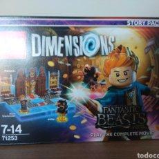 Juegos construcción - Lego: ~ JUEGO GAME LEGO DIMENSIONS FANTASTIC BEASTS, STORY PACK, REFERENCIA 71253, NUEVO A ESTRENAR ~. Lote 129294891