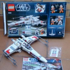 Juegos construcción - Lego: NAVE LEGO X WING STARFIGHTER 9493 STAR WARS . Lote 129342247
