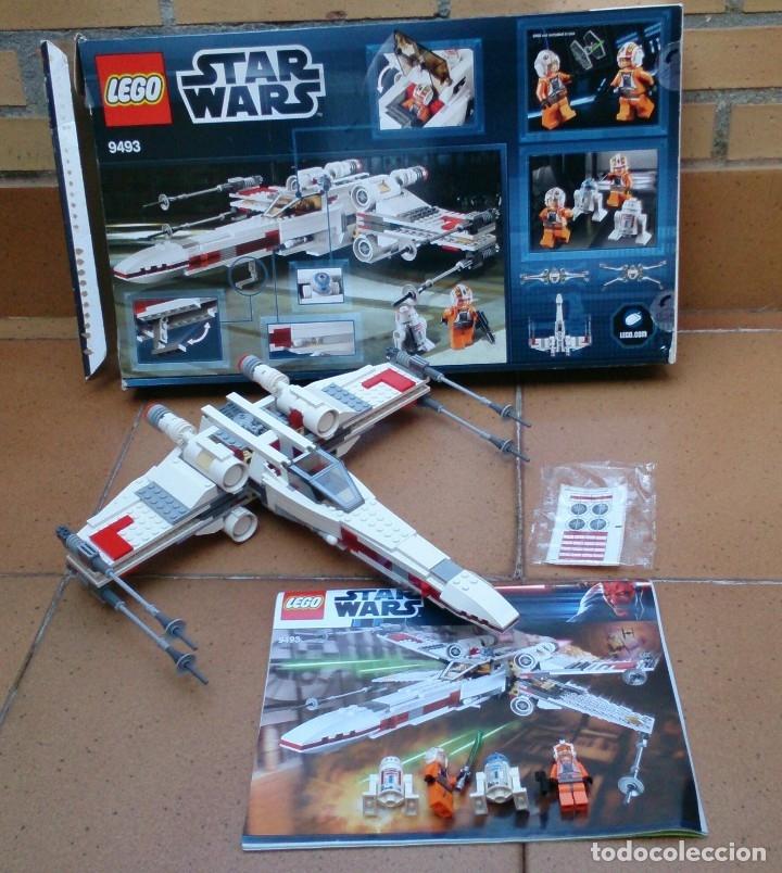 günstig kaufen LEGO StarWars X-wing Starfighter 9493