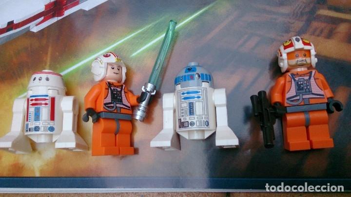Juegos construcción - Lego: Nave Lego X Wing Starfighter 9493 Star Wars - Foto 3 - 129342247