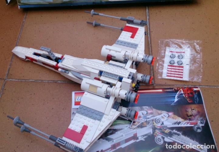 Juegos construcción - Lego: Nave Lego X Wing Starfighter 9493 Star Wars - Foto 5 - 129342247