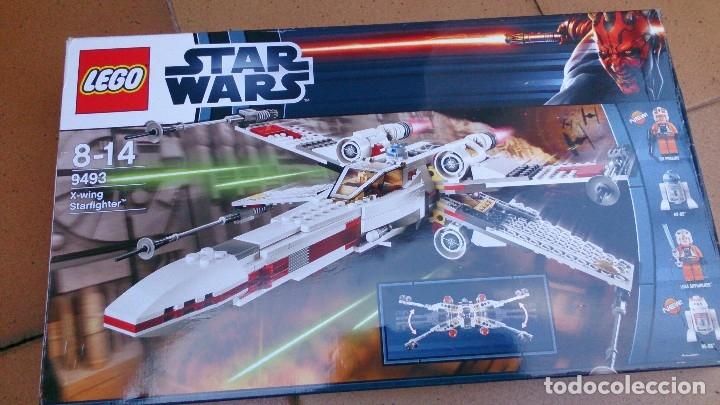 Juegos construcción - Lego: Nave Lego X Wing Starfighter 9493 Star Wars - Foto 6 - 129342247