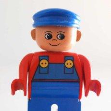 Juegos construcción - Lego: LEGO DUPLO FIGURA. Lote 129738331