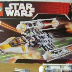 Juegos construcción - Lego: STAR WARS LEGO ,NAVE REBELDE Y-WING FIGHTER .. Lote 130526042