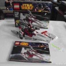 Juegos construcción - Lego: LEGO STAR WARS 75039 FALTAN LAS DOS FIGURAS. Lote 130559278