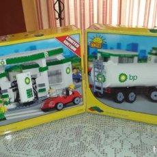 Juegos construcción - Lego: LOTE DOS CAJAS JUEGO CONSTRUCCIÓN COBI (SIMILAR A LEGO). Lote 131125500