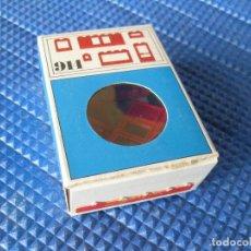 Juegos construcción - Lego: CAJA DE PIEZAS LEGO CON 10 VENTANAS DIFERENTES - REF 914. Lote 131137052