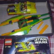 Juegos construcción - Lego: LEGO STAR WARS 2002 RF 7133 BOUNTY HUNTER PURSUIT ~ NAVE ANAKIN SKYWALKER OBI-WAN KENOBI ZAM WESELL. Lote 131144577