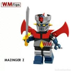 Juegos construcción - Lego: MAZINGER Z LEGO COMPATIBLE.NOVEDAD. Lote 156303421