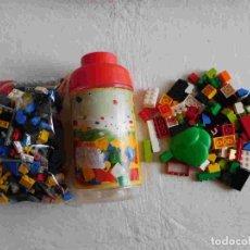 Juegos construcción - Lego: M69 LOTE DE PIEZAS LEGO. MUY BIEN CONSERVADAS. . Lote 131744490