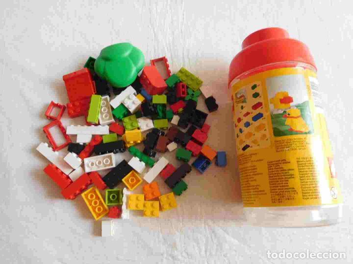 Juegos construcción - Lego: M69 Lote de piezas lego. Muy bien conservadas. - Foto 2 - 131744490