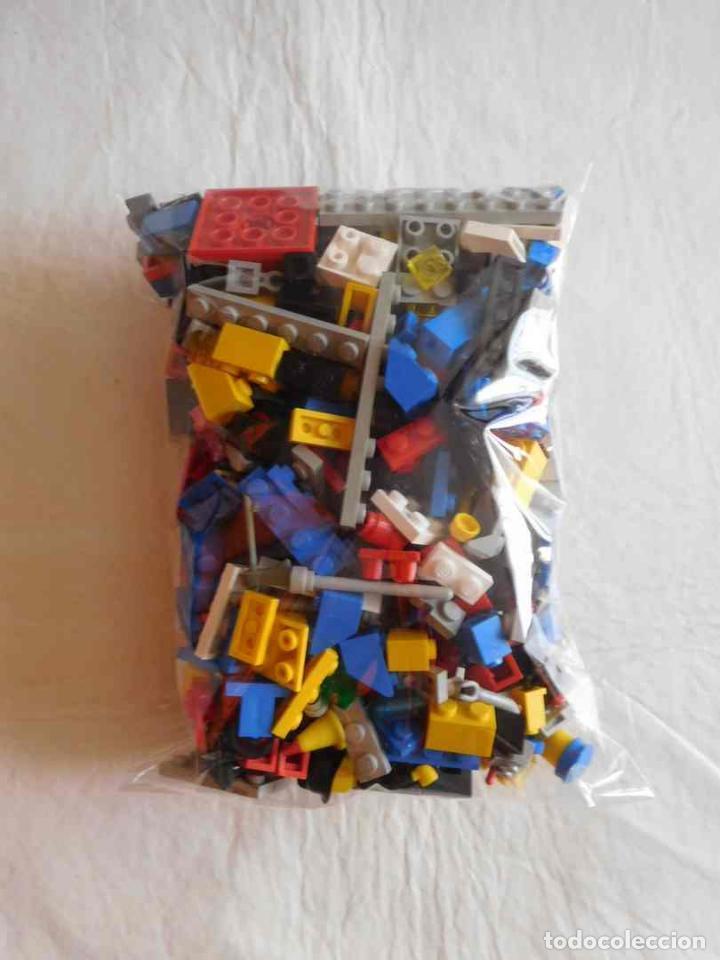 Juegos construcción - Lego: M69 Lote de piezas lego. Muy bien conservadas. - Foto 3 - 131744490