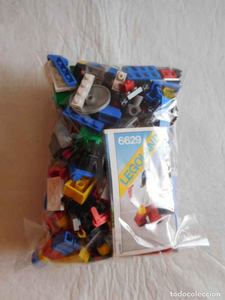 Juegos construcción - Lego: M69 Lote de piezas lego. Muy bien conservadas. - Foto 4 - 131744490