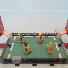 Juegos construcción - Lego: CANCHA BALONCESTO,REF:3431 LEGO ORIGINAL. Lote 131808862