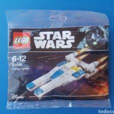 Juegos construcción - Lego: LEGO STAR WARS 30496 U-WING FIGHTER / U WING / DISNEY. Lote 131859987