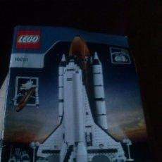 Juegos construcción - Lego: LEGO COHETE ESPACIAL INSTRUCCIONES 2011 REFERENCIA10231. Lote 132358430